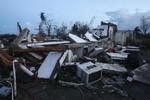 Ảnh, video: Philippines tan hoang sau siêu bão Haiyan