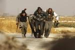 Ảnh: Giao tranh ác liệt tại Aleppo ngày 8/11 phiến quân thiệt hại nặng
