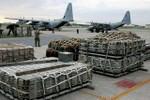 Cộng đồng quốc tế tiếp tục cứu trợ hàng triệu USD cho Philippines