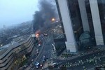 Trực thăng đâm vào nhà tại Seoul, 2 người thiệt mạng