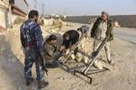 Một chỉ huy phiến quân Syria tại Aleppo thiệt mạng