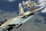 Hơn 100 máy bay, 1000 phi công tham gia tập trận quy mô lớn tại Israel