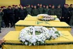 Hezbollah thề không từ bỏ ủng hộ Assad sau vụ đánh bom ĐSQ Iran