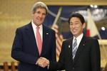 Ngoại trưởng Mỹ, Nhật bàn cách đối phó khu nhận diện phòng không TQ