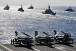 Video: Mỹ, Nhật Bản tập trận chung gần Okinawa