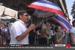 Thái Lan: Lãnh đạo phe biểu tình có thể bị tử hình hoặc tù chung thân