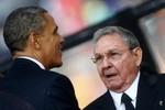 Obama bắt tay Castro không có nghĩa là Mỹ thay đổi chính sách với Cuba