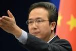 """Trung Quốc chỉ trích tuyên bố của Thủ tướng Shinzo Abe là """"vu khống"""""""