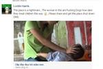 Người nước ngoài phẫn nộ cảnh bảo mẫu hành hạ tàn nhẫn trẻ mẫu giáo