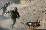 Chosun: TQ diễn tập sát biên giới để ngăn đào thoát từ Triều Tiên