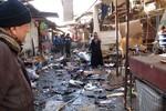 Đánh bom liên tiếp ngày Giáng sinh ở Iraq, hàng chục người thiệt mạng