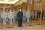 """Kim Jong-un """"thay máu"""" đội ngũ sĩ quan cao cấp"""