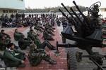 Libya bắt giữ 4 lính Mỹ không tuyên bố lý do