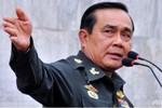 Chỉ huy quân đội Thái Lan không loại trừ khả năng xảy ra đảo chính