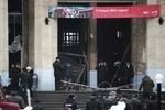 Video: Thời điểm ga Volgograd nổ vì đánh bom tự sát
