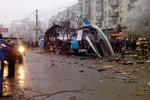 Lại đánh bom tại Nga, 15 người chết trong vụ nổ xe bus