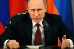 """Tổng thống Nga thề """"tiêu diệt khủng bố"""" trong thông điệp Giao thừa"""