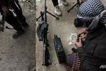 Phiến quân Syria liên thủ tấn công phe Hồi giáo cực đoan