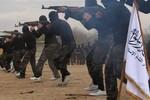 Phiến quân Syria liên kết với al-Qaeda tháo chạy khỏi Aleppo