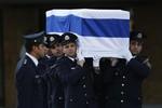 Israel cảnh báo Gaza không được bắn rocket trong ngày tang lễ Sharon