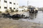 Phiến quân Hồi giáo cực đoan Syria hành quyết 70 tay súng đối thủ