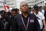 Chính phủ Thái Lan yêu cầu cảnh sát bắt giữ lãnh đạo phe biểu tình