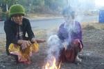Thái Lan: Lạnh bất thường khiến 63 người thiệt mạng