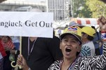 Tòa án Hiến pháp Thái Lan phán quyết có thể hoãn tổng tuyển cử
