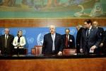 Geneva II kết thúc, phe Assad không hứa sẽ trở lại