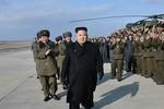 Kim Jong-un tăng cường kiểm tra quân đội sau vụ Jang Song-thaek