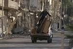 Khủng hoảng Syria: Vòng đám phán thứ hai bắt đầu