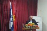 """""""Ngày tưởng niệm Holocaust"""" bắt đầu tại Hà Nội"""