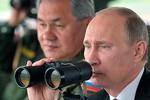 Putin báo động 150.000 binh sĩ tập trận gần Ukraina