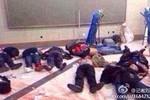 Video: Tấn công bằng dao đẫm máu ở nhà ga Côn Minh