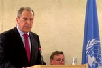 Lavrov: Nga triển khai quân ở Ucraine để bảo vệ quyền con người cơ bản