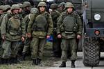 Chiến hào đang được đào giữa bán đảo Crimea với phần còn lại Ukraina