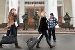 Hàng trăm ngàn người Ukraina xin tị nạn tại Nga