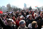 Crimea sẵn sàng sát nhập vào Nga trong cuối tháng 3