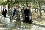 Em gái Kim Jong-un chiếm vị trí quyền lực sau Choe Ryong-hae