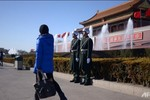"""Trung Quốc: Lại xảy ra """"tình huống khẩn cấp"""" tại Thiên An Môn"""