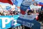 Nga sẽ chính thức quyết định sát nhập Crimea hay không vào 21/3