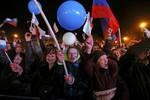 Duma Quốc gia hứa đẩy nhanh thủ tục sáp nhập Crimea
