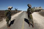 Israel không kích cơ sở quân sự Syria trả đũa vụ 4 binh sĩ bị thương