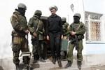 Ukraine đang chuẩn bị di tản quân đội khỏi bán đảo Crimea