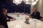 Ngoại trưởng Nga lần đầu tiên gặp người đồng cấp Ukraine