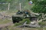 """Gruzia """"mượn gió bẻ măng"""" khủng hoảng Ukraine, NATO vẫn hờ hững"""