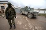 Ukraine tìm cách rút các thiết bị quân sự trị giá 1,7 tỷ USD ở Crimea