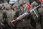 Triều Tiên tập trận tập kích tiền đồn của Hàn Quốc