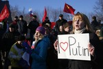 Dân Donetsk hoang mang chia rẽ, ủng hộ Nga hay Ukraine?