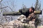 Video: Quân nổi dậy Syria dùng tên lửa chống tăng tiên tiến của Mỹ